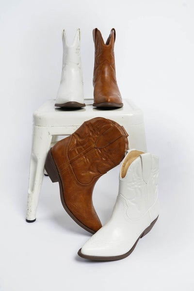 Rigging  Western Boot - 2 Colors!