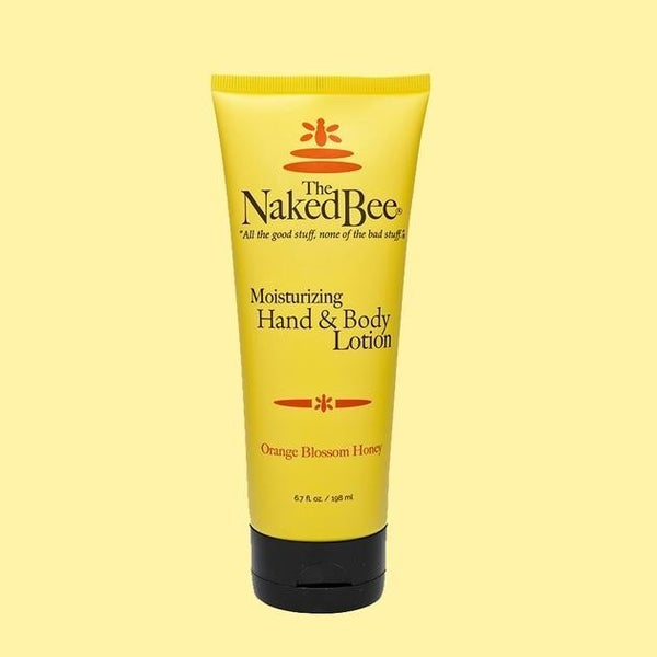Naked Bee Orange Blossom Honey Lotion