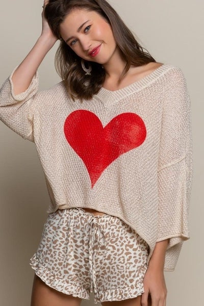 Natural Love Sweater