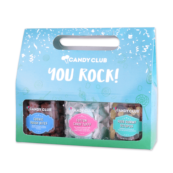 You Rock Gift Set By Candy Club