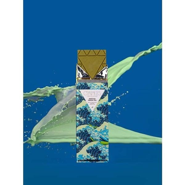Matcha Green Tea White Chocolate Bar