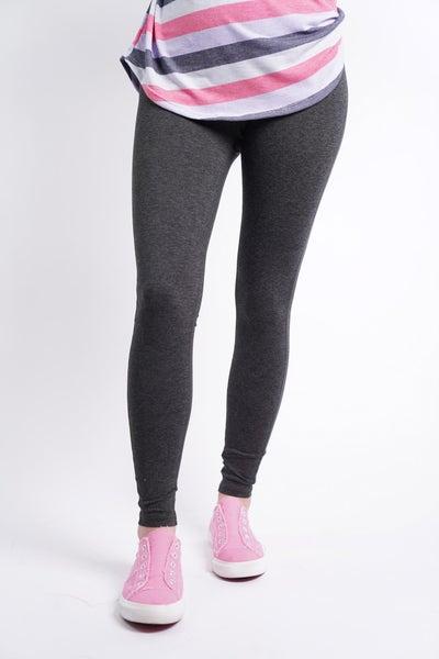 High Waisted Essential Full Length Legging