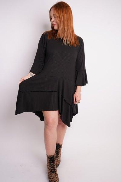 Stevie Tiered Dress