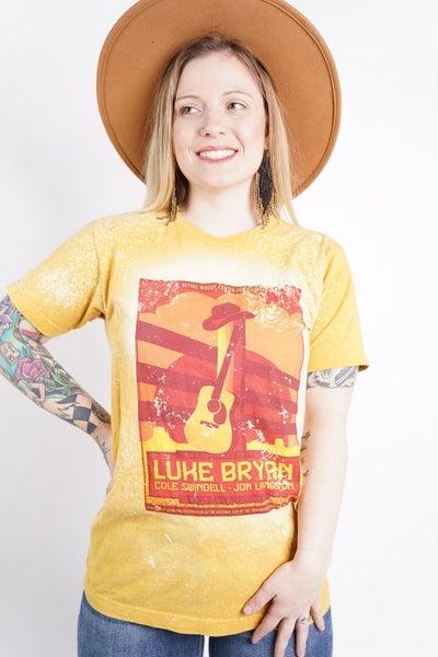 Luke Bryan Graphic Band Tee