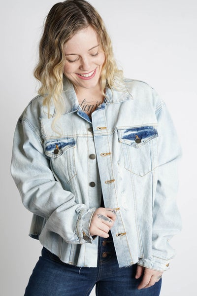 Good Day For Denim Classic Jacket