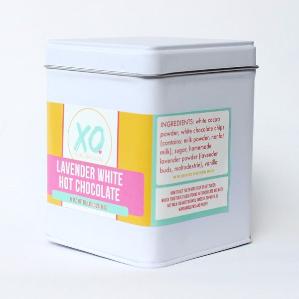 Lavender White Hot Cocoa Mix