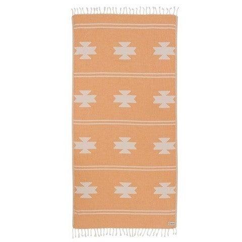 Boho Stamp Towel