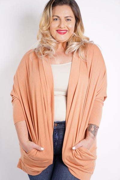Coffee Date Cardi, 4 Colors!