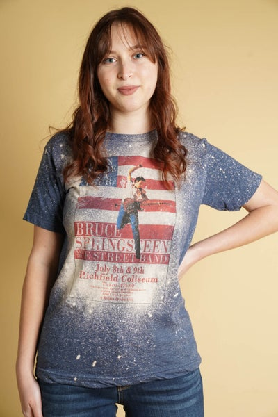 Bruce Springsteen Graphic Band Tee