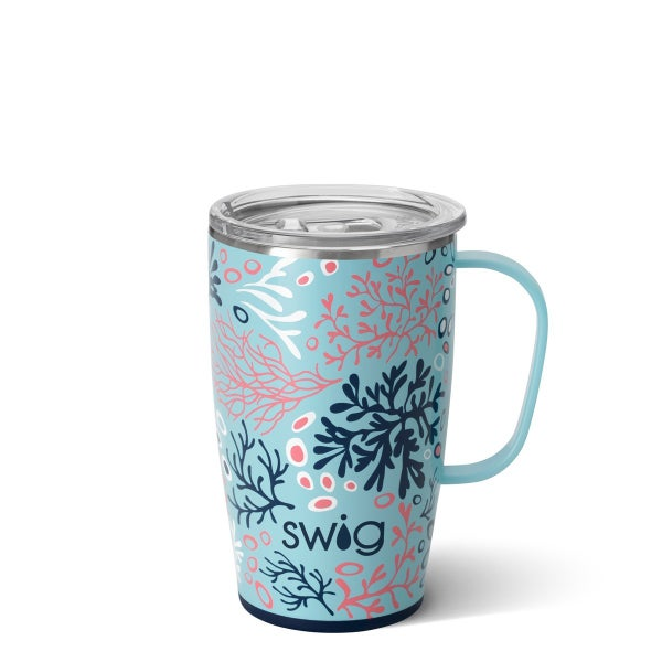 Coral Me Crazy Drinkware By Swig