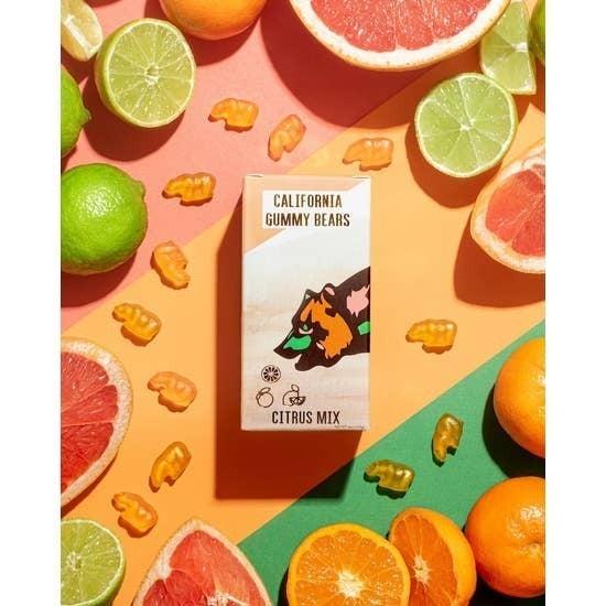 Citrus Mix - Gummy Bears