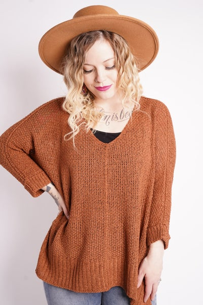 Maeve Loose Knit Sweater, 4 Colors!