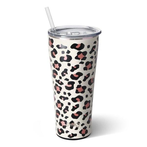 Swig Luxy Leopard Drinkware