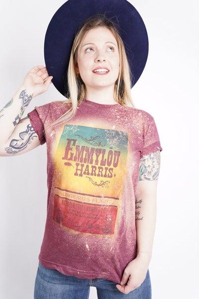 Emmylou Harris Graphic Band Tee