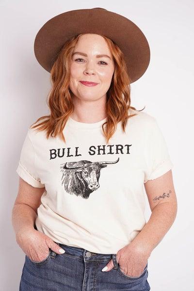 Bull Shirt Graphic Tee