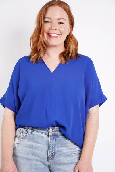 Timeless Love Boxy Top, 5 Colors!
