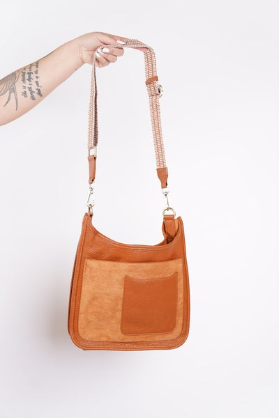Arden Guitar Strap Cross Body Bag
