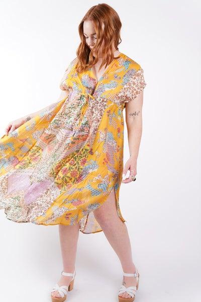 Must Have Floral Midi Dress, 2 Colors!