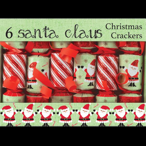 "Silly Santa 6"" Mini Cracker"