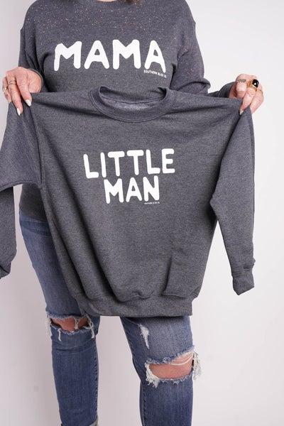 "Kids "" Little Man"" Graphic Tee"