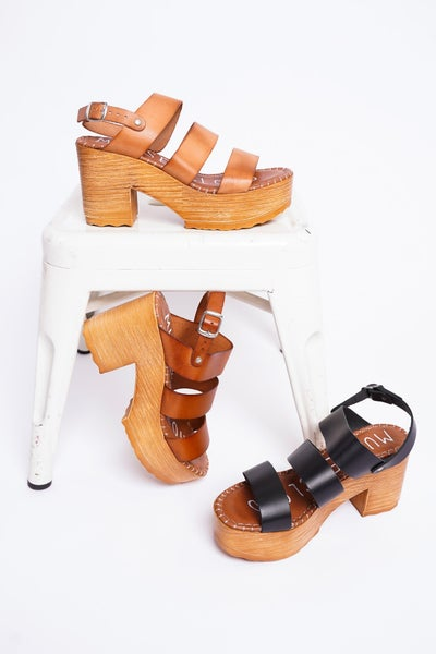 Frisa Heeled Sandal By Musse And Cloud