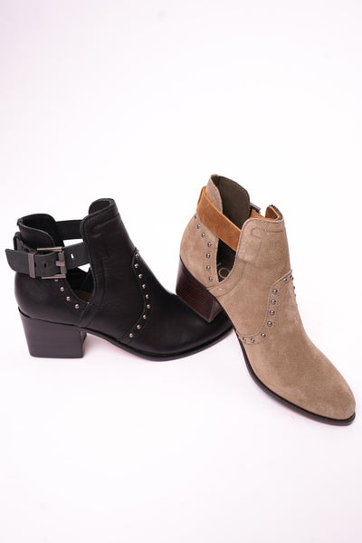 Kelby Heeled Boots - 2 Colors!