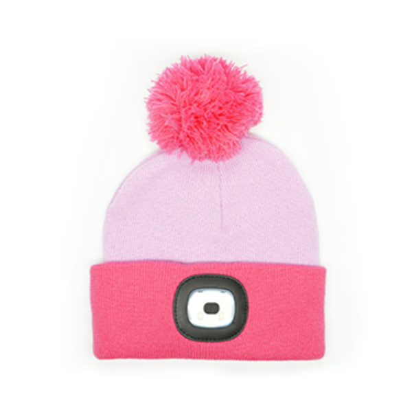 Kids Rechargeable LED Beanie