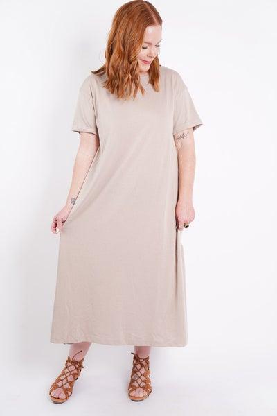 CAM Maxi T-shirt Dress, 3 Colors!
