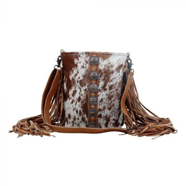 Flouncy Hairon Bag By Myra Bags