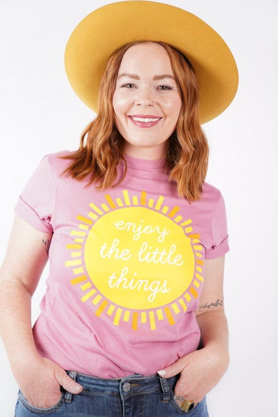 Little Things Graphic Tee