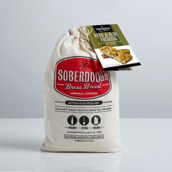 Herb & Olive Focaccia Bread Mix