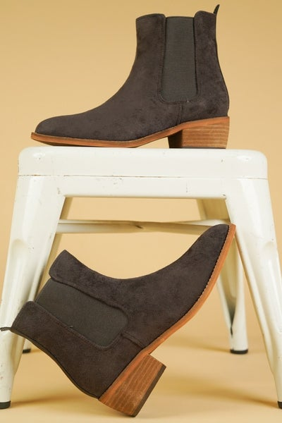 Chase Ankle Boot - 3 Colors!