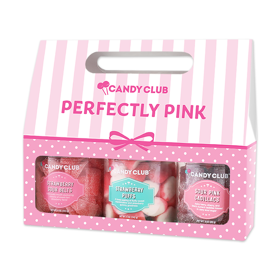 Perfectly Pink Gift Set By Candy Club