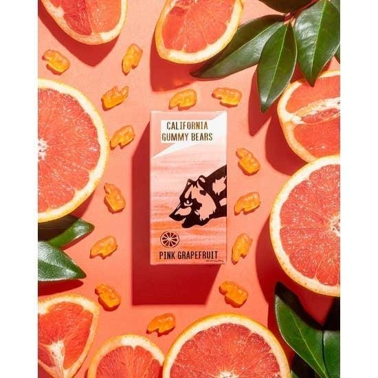 Pink Grapefruit - Gummy Bears