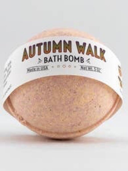 """FALL BATH BOMBS"" VARIOUS SCENTS"