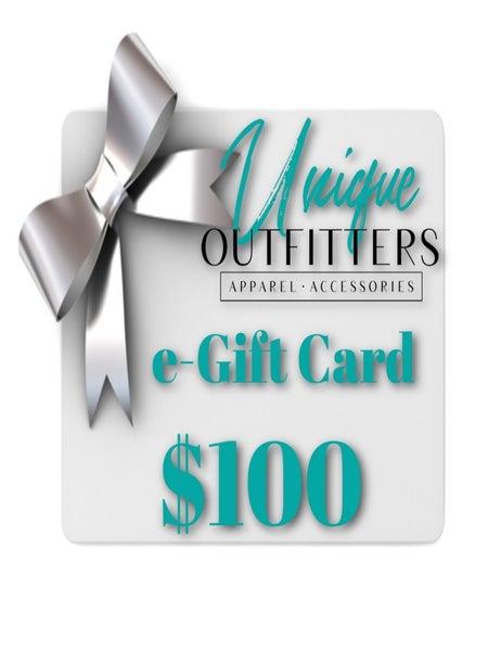 $100 UO E-GIFT CARD