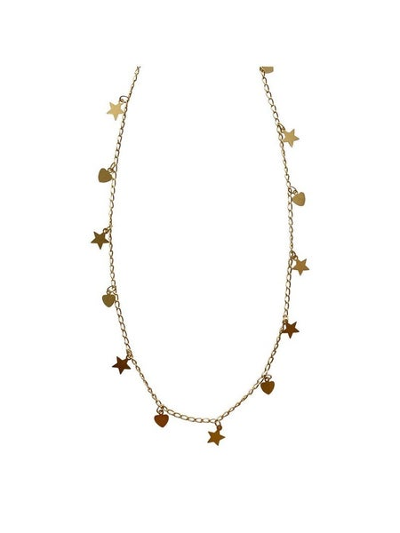 "LOVE POPPY - ""STARS & LOVERS"" NECKLACE"