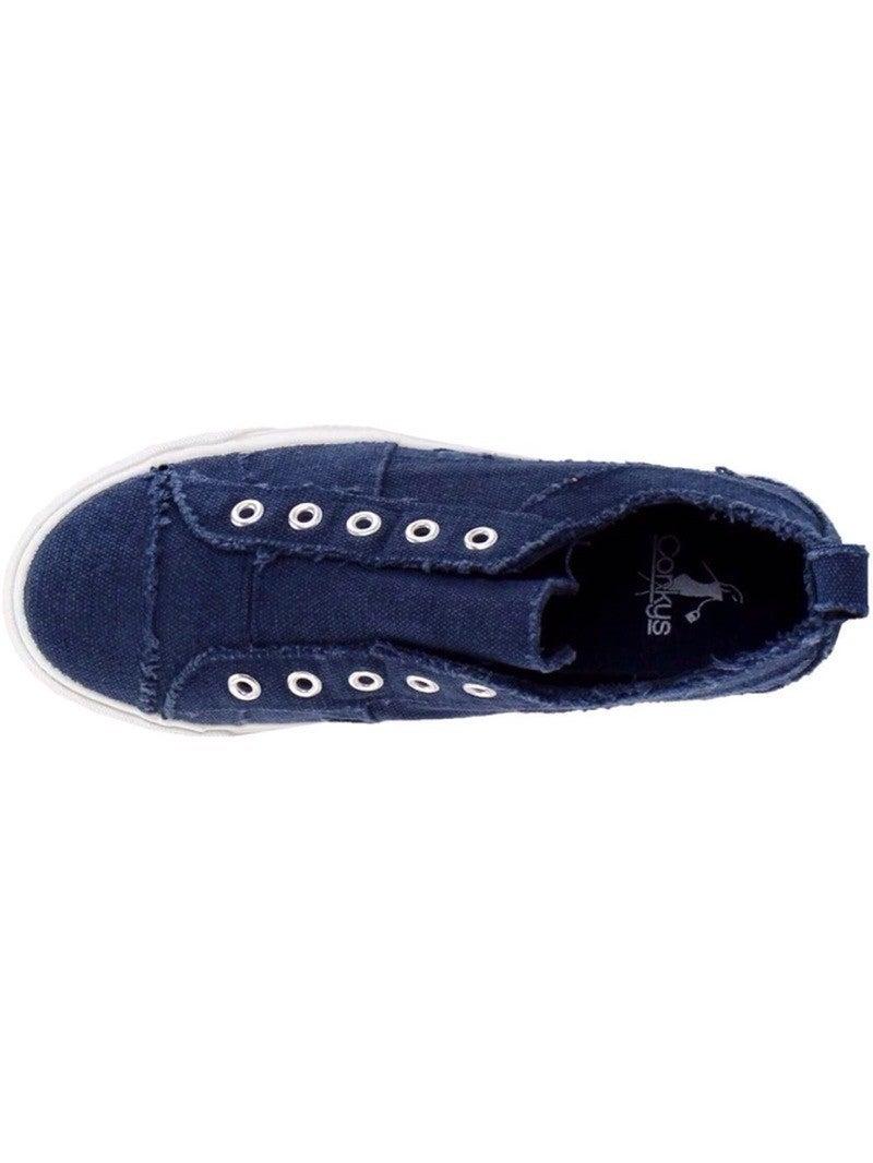"""""""CORKY'S FOOTWEAR"""" - SLIP ON CANVAS"""