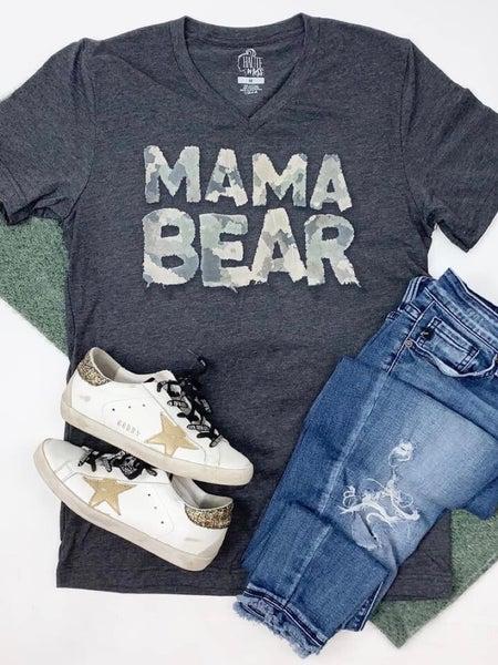 """MAMA BEAR"" - GRAPHIC T"