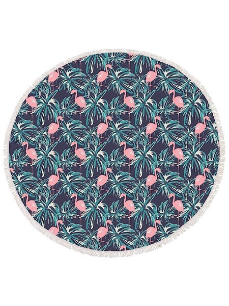 SLOANE ROUND BEACH TOWELS *Final Sale*