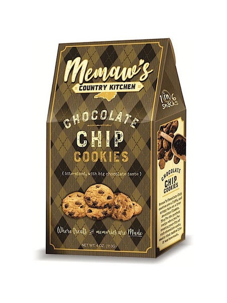 MEMAW'S CHOCOLATE CHIP COOKIES