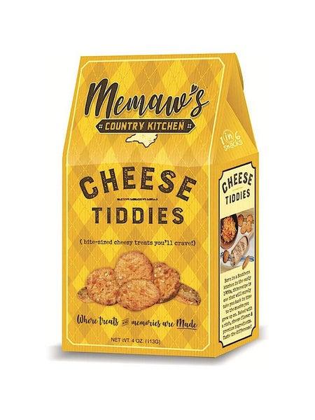 MEMAW'S CHEESE TIDDIES