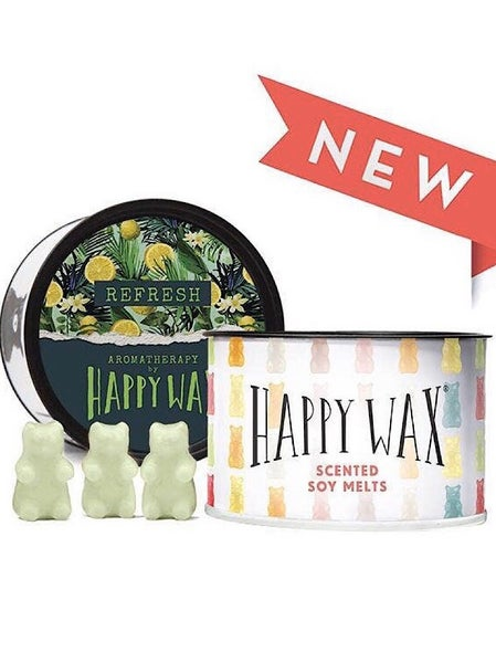 "WAX MELTS - CLASSIC BIN BY ""HAPPY WAX"""