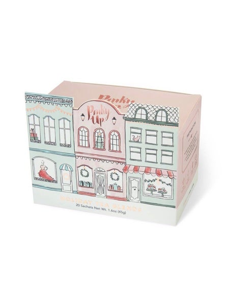 HOLIDAY TEA GIFT BOX - 4 FLAVORS