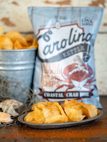 GOURMET POTATO CHIPS - AMAZMING FLAVORS!