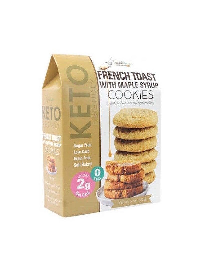KETO COOKIES - TOO GOOD GOURMET
