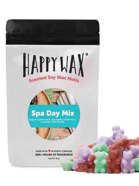 """""""THE HALF-POUNDER"""" WAX MELTS BY """"HAPPY WAX"""""""