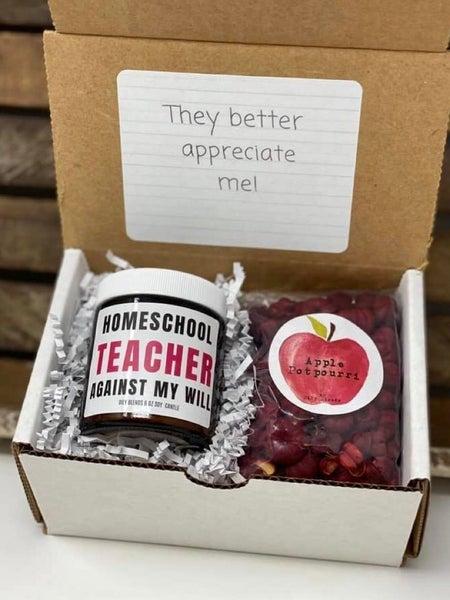 TEACHER INSPIRED GIFT BOXES