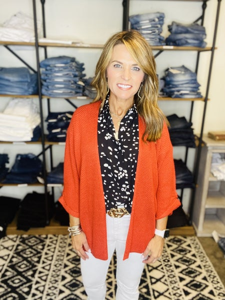 STOCKROOM CLEAN OUT!!  The Mia cardigan *Final Sale*