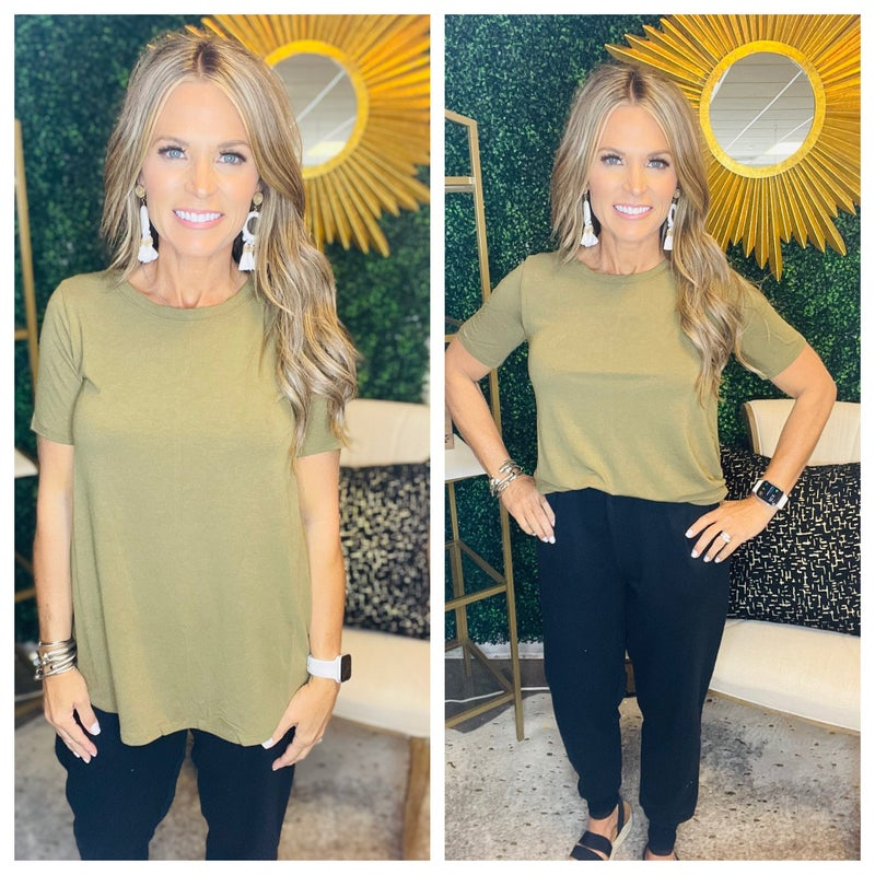 olive Branch Top